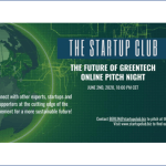 Greentech Pitching Session at StartupClub